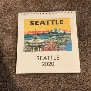 Seattle Calender